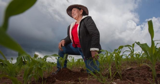 Colombia prepara ley para proteger a la mujer rural