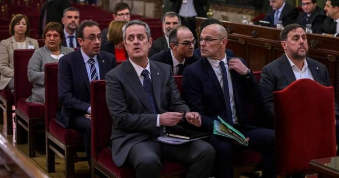 El Supremo se opone a indulto para los condenados del 'procés'
