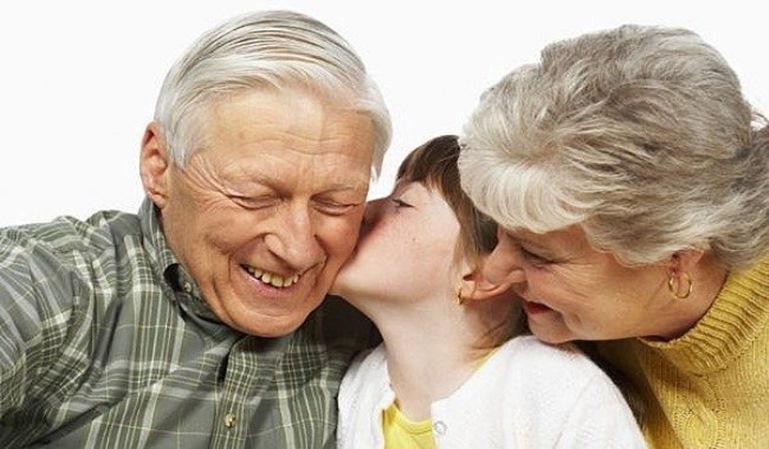 Custodia: cuando los abuelos son los responsables