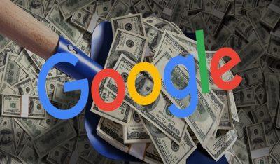 Multa a Google de 150.000 euros