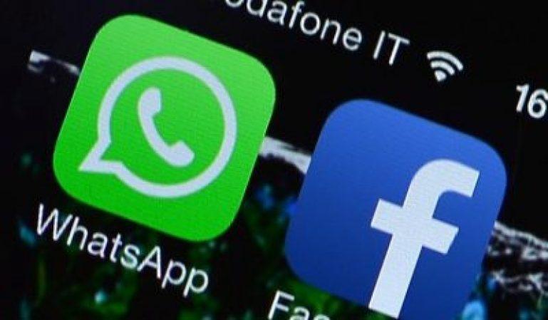 Multa a WhatsApp y Facebook por protección de datos