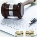 Los trámites del divorcio o la separación