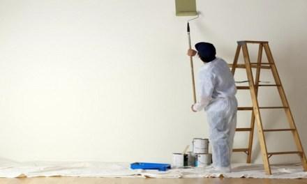 ¿Tiene el inquilino que pintar la vivienda?