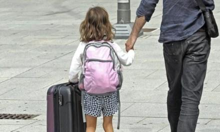 Divorcios y régimen de visitas de menores : novedades