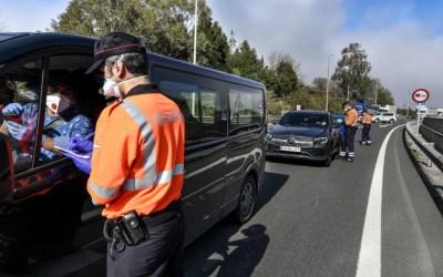 Anulado el primer estado de alarma: ¿qué pasa con las multas?
