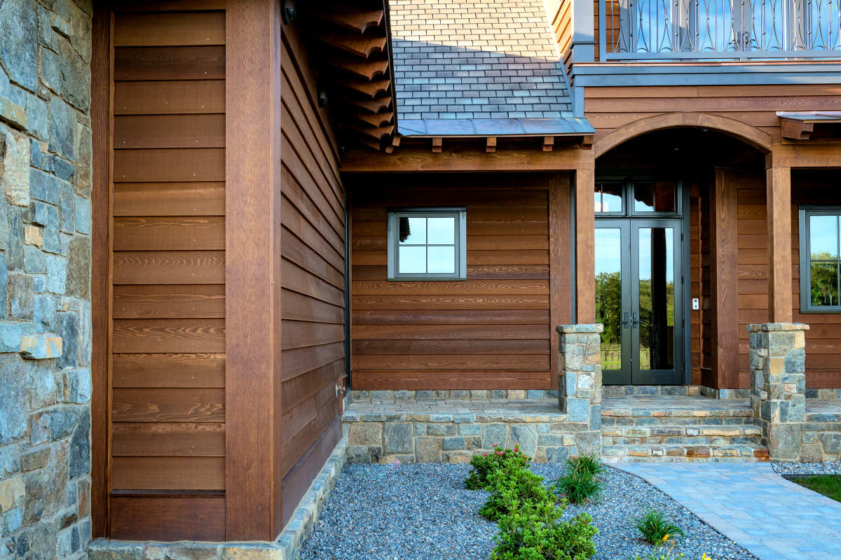 1x10 Cedar Channel Siding