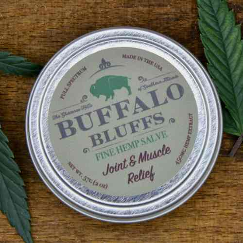 Joint and Muscle Relief Salve