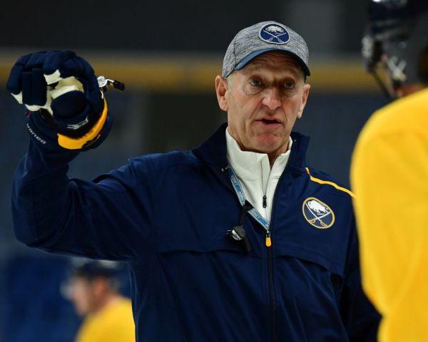 Communication skills help Ralph Krueger win over Sabres early - Buffalo Hockey Beat