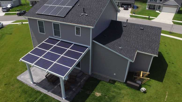 Solar panels just became a work of art in Western New York - Solar Panels Just Became A Work Of Art In Western New York - Buffalo