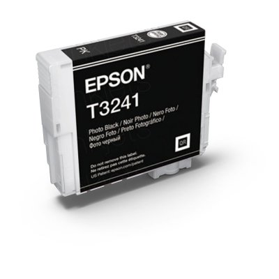 Epson T324120 UltraChrome HG2 Photo Black Ink Cartridge (14 ml)