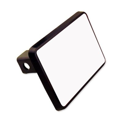"ChromaLuxe Hitch Cover Kit - 2"" Post w/Alum Rectangle Insert 3.4""x 4.7"""