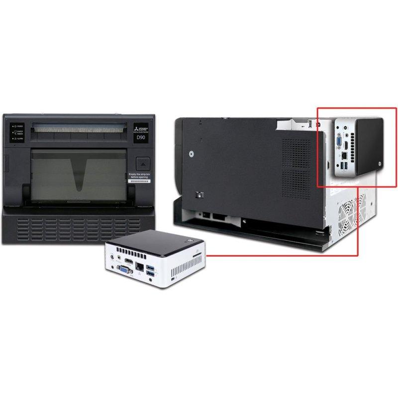Mitsubishi SelFone Wireless Print Station For Mitsubishi CP-D90 Printer