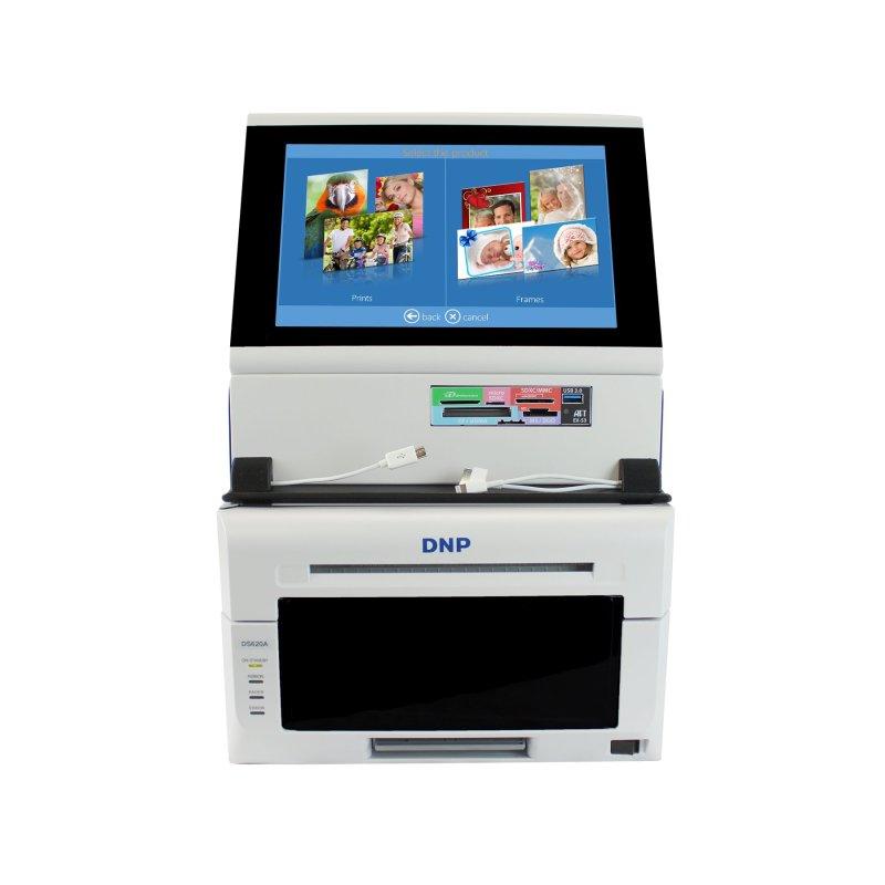DNP SnapLab Kiosk Terminal & DS620A Photo Printer