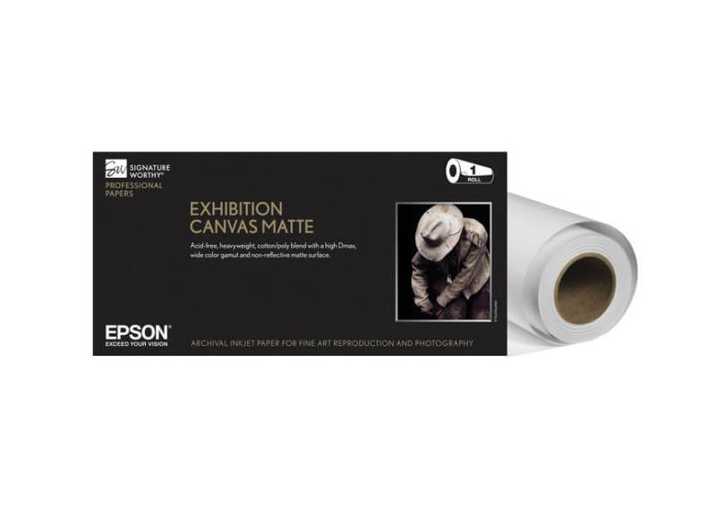 Epson Exhibition Canvas Matte Paper_Roll