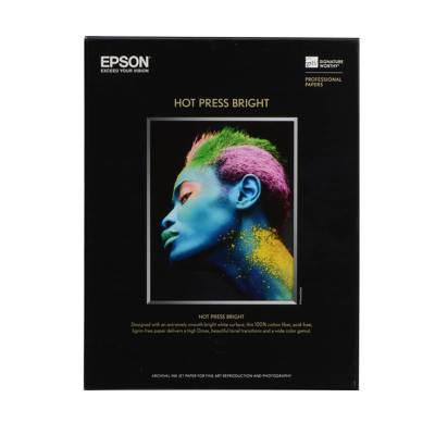 Epson Hot Press Bright Paper