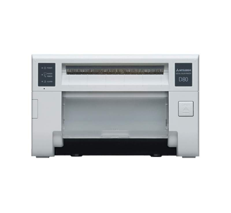 Mitsubishi CP-D80DW Dye Sublimation Photo Printer