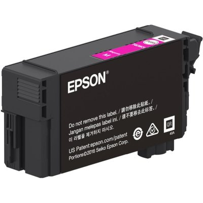 Epson T40W320 UltraChrome XD2 Magenta Ink Cartridge (50 mL)
