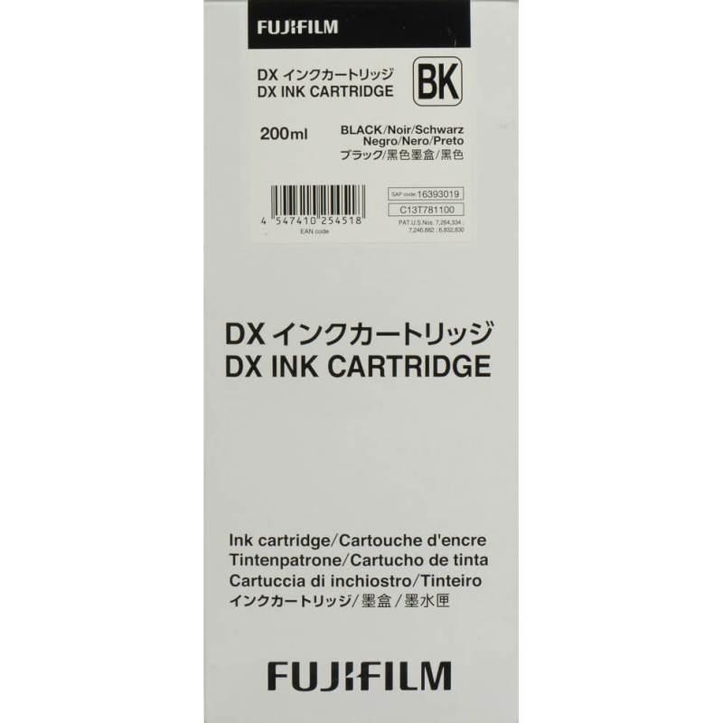 Fujifilm DX100 VIVIDIA Black Ink Cartridge (200ml)