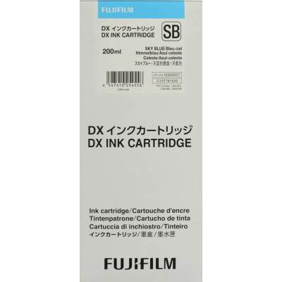 Fujifilm DX100 VIVIDIA Sky Blue Ink Cartridge (200ml)