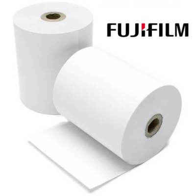 "Fujifilm Frontier-S DX100 4""x213' Quality Dry Photo Paper (2 Rolls, Lustre)"