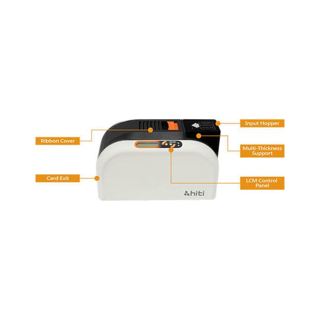 HiTi CS-220e Dye Sublimation Color Card Printer