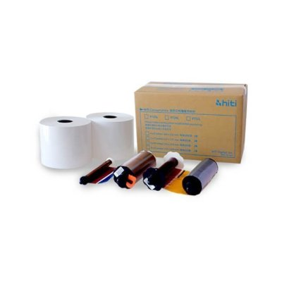 "HiTi P720L 4x6"" Photo Printer Print Kit (2 Rolls, 2000 Prints)"