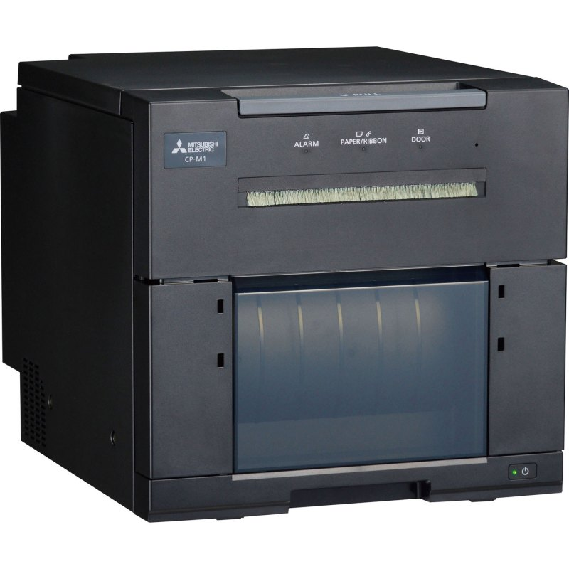 Mitsubishi CP-M1A Dye Sublimation Photo Booth Printer