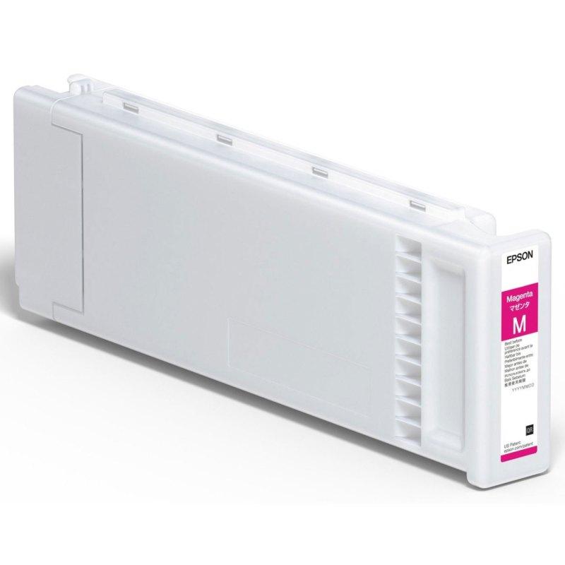 Epson T890300 UltraChrome GS3 Solvent Magenta Ink (700 ml)