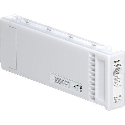 Epson T890B00 UltraChrome GS3 Solvent Silver Metallic Ink (350 ml)