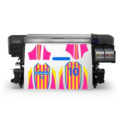 Epson SureColor F9470H Dye-sublimation Printer (6-Colors C,M,Y,K,FP,FY)