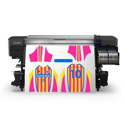 Epson SureColor F9470H Dye-sublimation Printer (6-Colors C,M,Y,K,FP,FY)