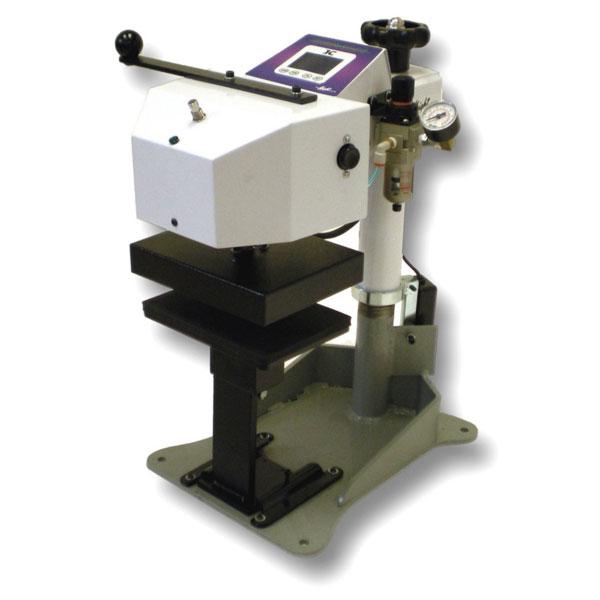 Geo Knight 6″x8″ Small Plated Digital Combo Automatic Heatpress DC8AP