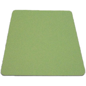 Geo Knight 6x8 1/8' Green Heat Conductive Rubber