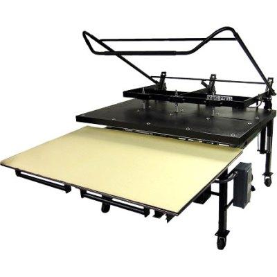 "Geo Knight Maxi Press 32"" x 42"" Multipurpose Large Format Manual Heatpress"