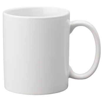 Blank Ceramic Mug - White 11oz