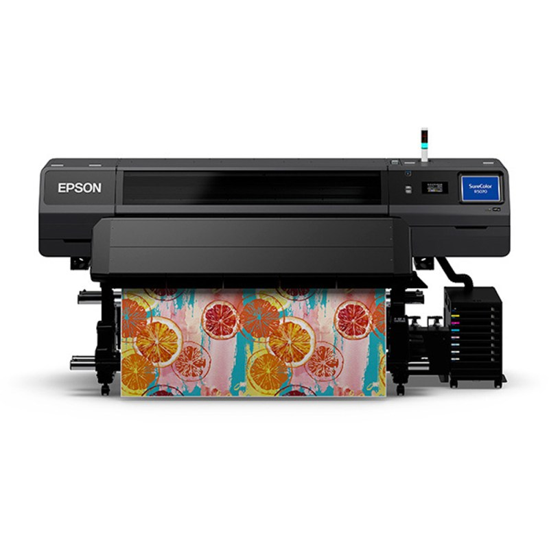 """Epson SureColor R5070 64"""" Roll-to-Roll Resin Signage Printer"""
