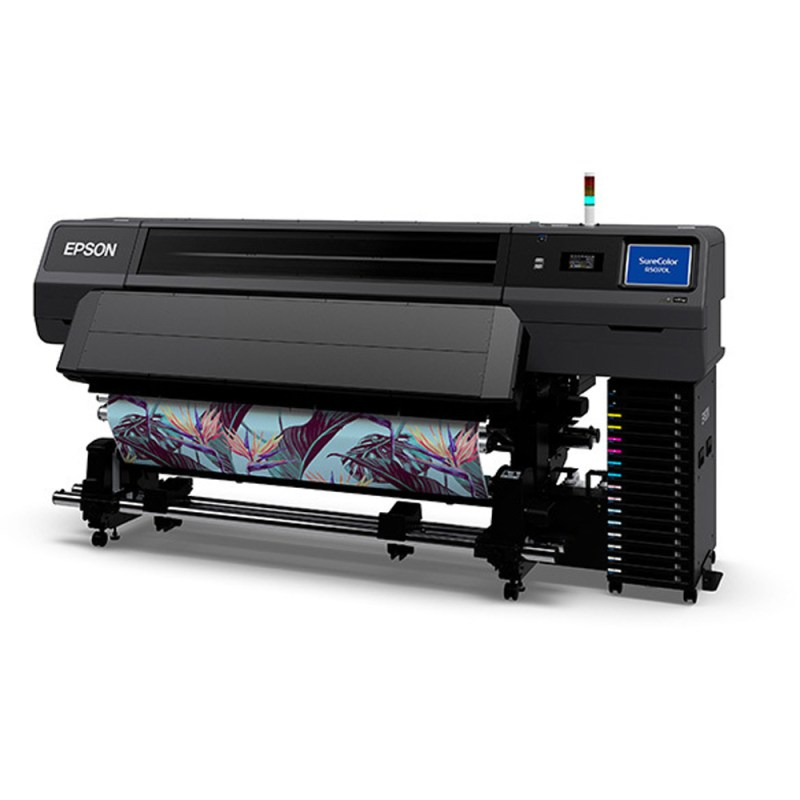 """Epson SureColor R5070L 64"""" Roll-to-Roll Resin Signage Printer"""