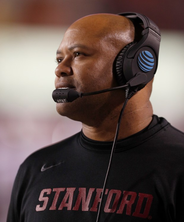 Head coach of the Stanford Cardinal ...