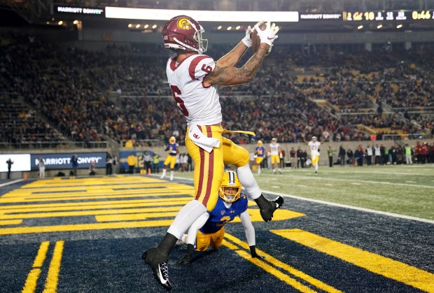 Pac-12 notes: USC could boost CFP chances for Oregon, Utah