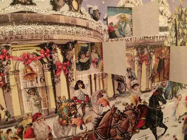 Richard Sellmer Verlag Advent Calendar close up