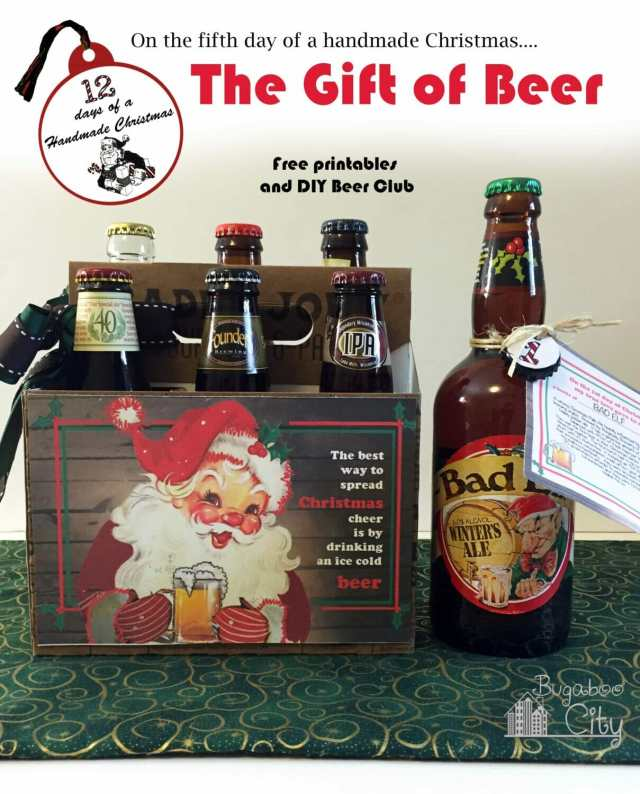 The Gift of Beer for Christmas!