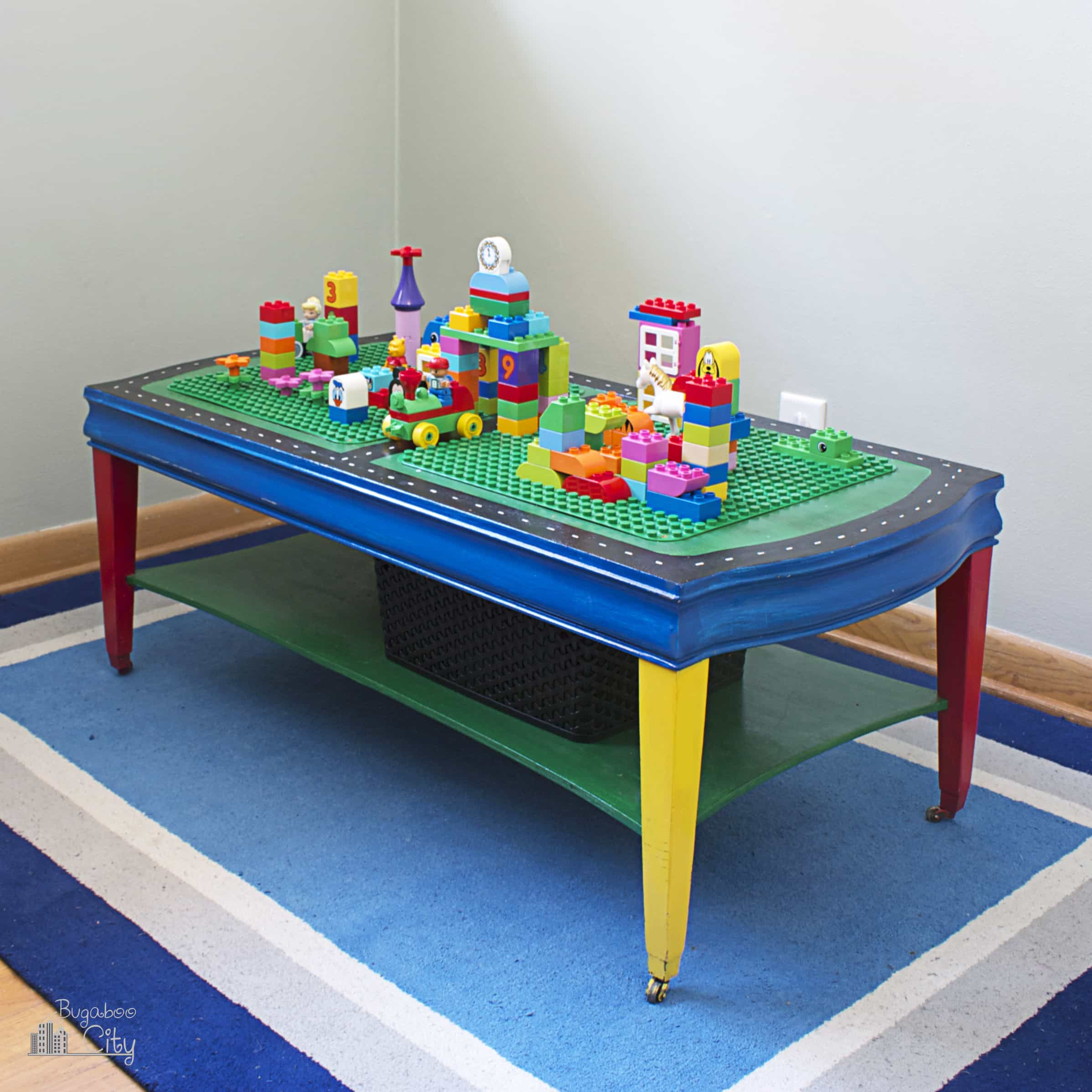 35 DIY Lego Table Storage Ideas You Simply Can t Resist