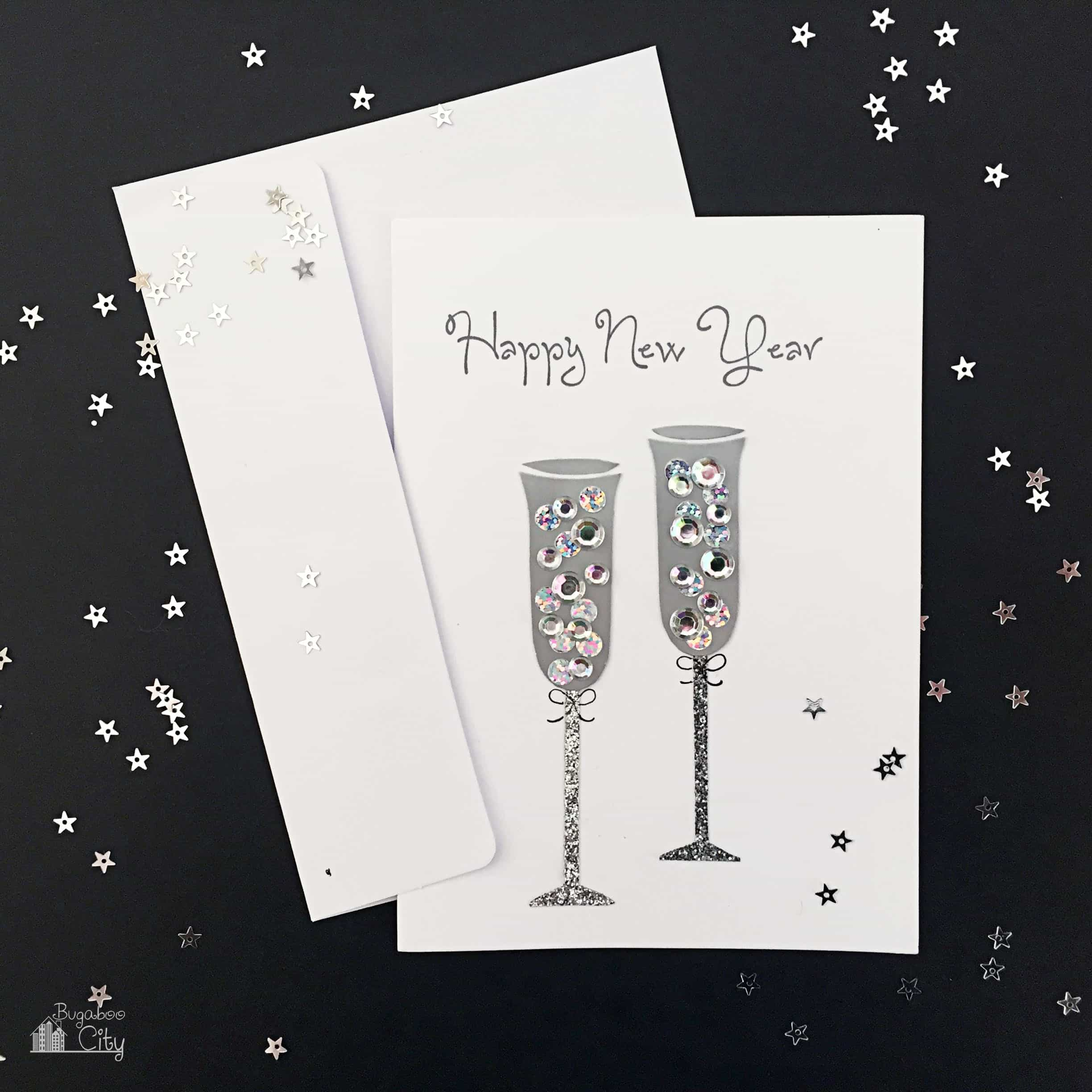 Happy New Years Cards - BugabooCity