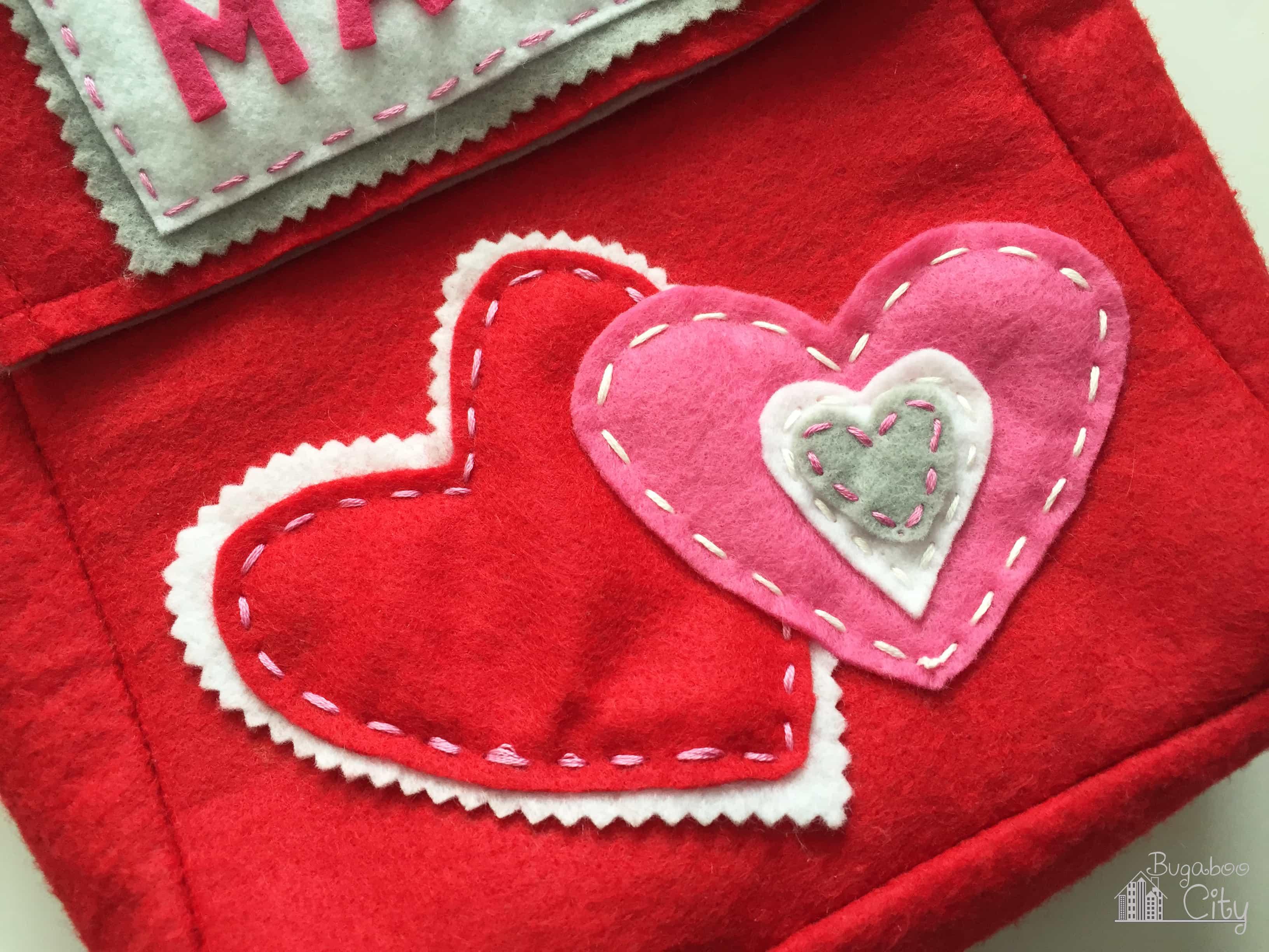 Valentineu0027s Day Mailbox Tutorial