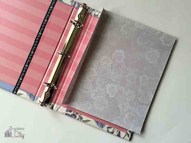 DIY Wedding Card Book