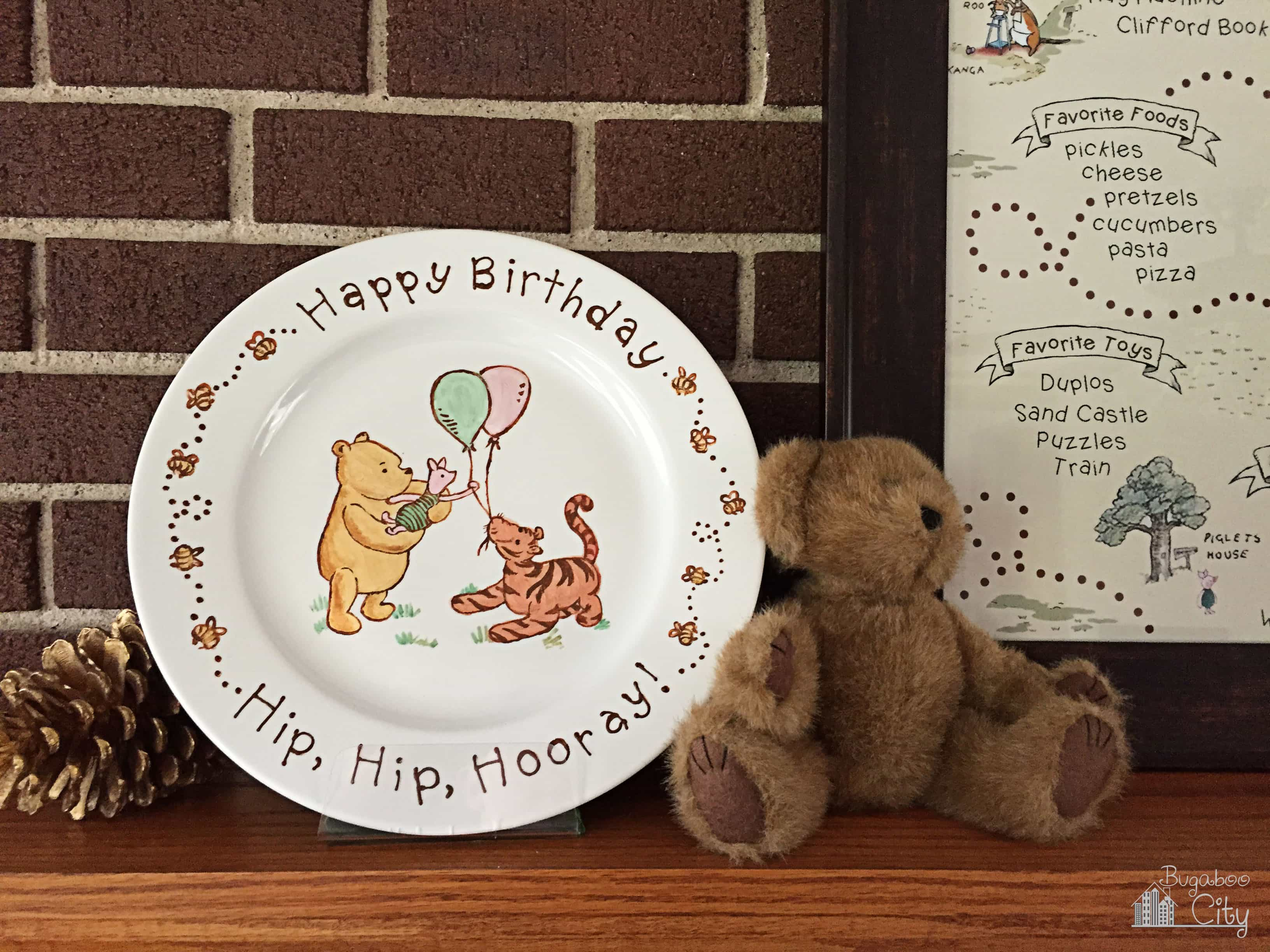 winnie the pooh party - bugaboocity