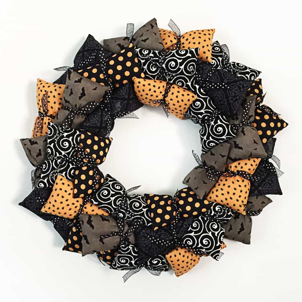 Halloween Wreath Craftgawker Edit