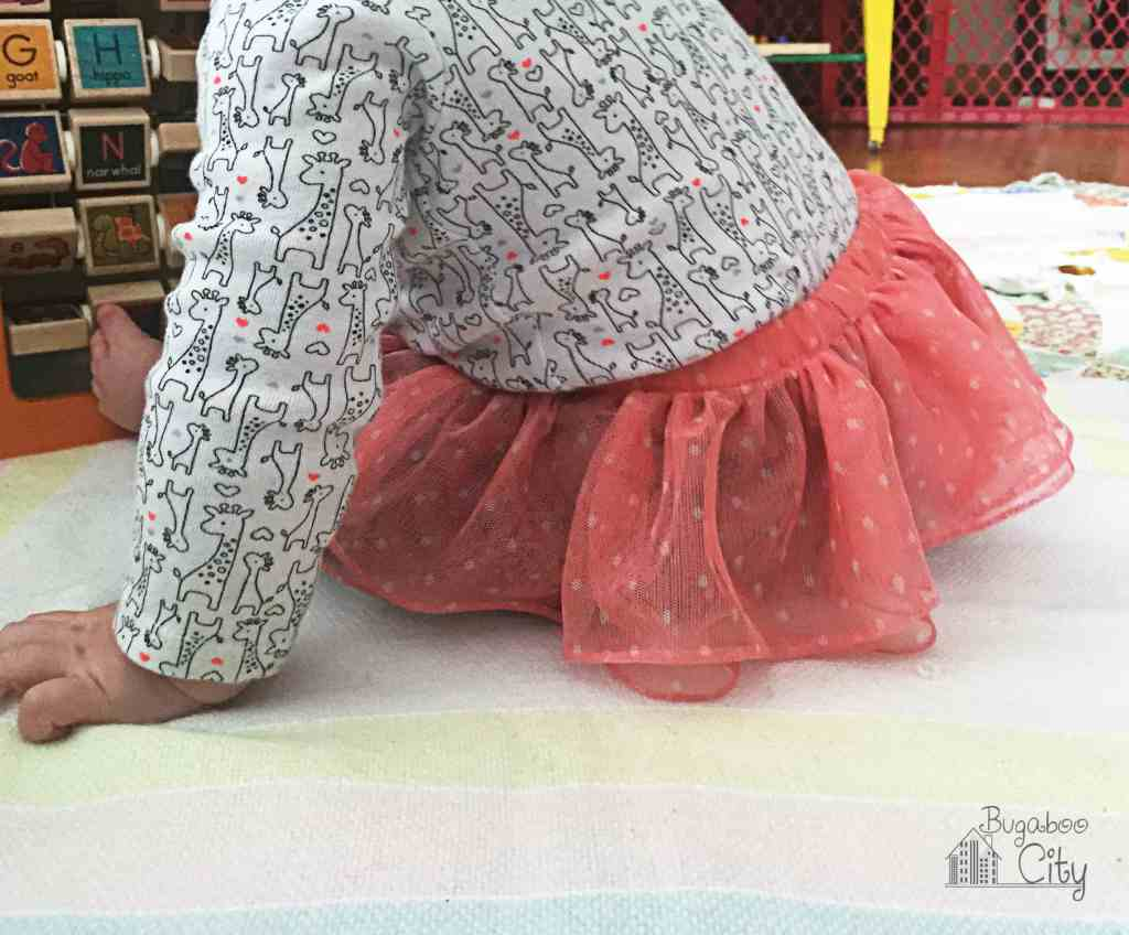 DIY Baby tutu tutorial