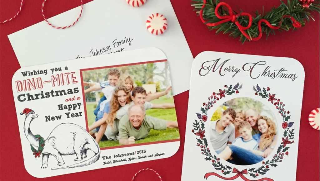 DIY Holiday Photo CardFEATURED IMAGE
