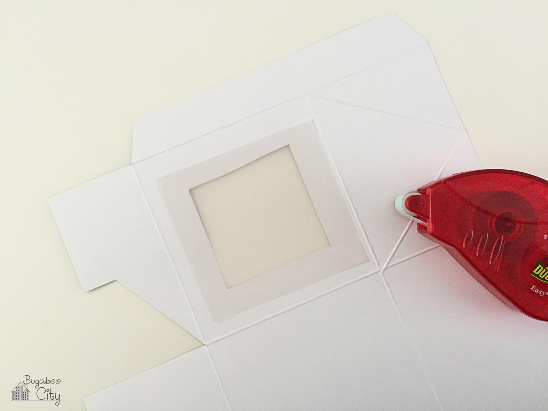 DIY Love Shack Valentine's Day Treat Box